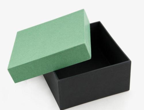 """Caja """"tapa verde"""""""